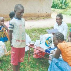 Community Child Centered Development (CCCD)